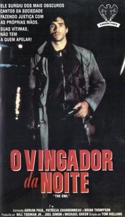 O Vingador da Noite - Poster / Capa / Cartaz - Oficial 2