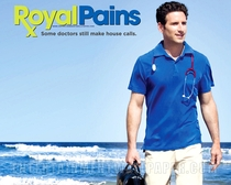 Royal Pains (1ª Temporada) - Poster / Capa / Cartaz - Oficial 2