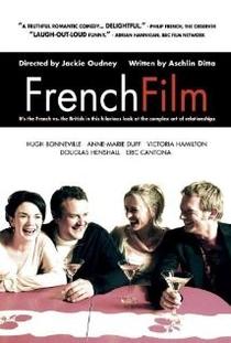 French Film - Poster / Capa / Cartaz - Oficial 1