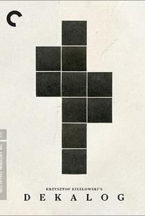 O Decálogo - Poster / Capa / Cartaz - Oficial 2