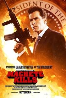 Machete Mata - Poster / Capa / Cartaz - Oficial 9