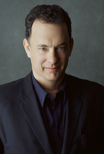 Tom Hanks - Poster / Capa / Cartaz - Oficial 1