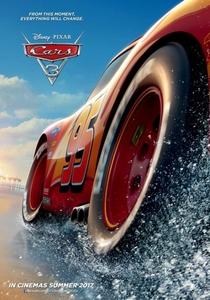 Carros 3 - Poster / Capa / Cartaz - Oficial 3
