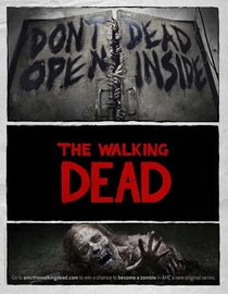 The Walking Dead (2ª Temporada) - Poster / Capa / Cartaz - Oficial 4