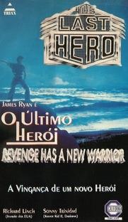 O Último Herói - Poster / Capa / Cartaz - Oficial 1
