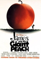 James e o Pêssego Gigante (James and the Giant Peach)