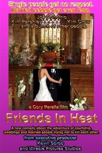 Friends in Heat - Poster / Capa / Cartaz - Oficial 1