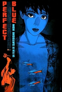 Perfect Blue - Poster / Capa / Cartaz - Oficial 6