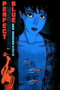 Perfect Blue - Poster / Capa / Cartaz - Oficial 6