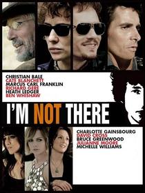 Não Estou Lá - Poster / Capa / Cartaz - Oficial 10