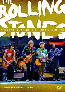 Rolling Stones - Los Angeles 2013 - Poster / Capa / Cartaz - Oficial 1