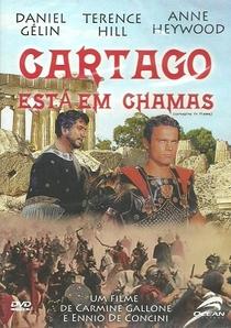 Cartago em Chamas - Poster / Capa / Cartaz - Oficial 4