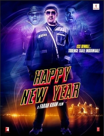 Happy New Year - Poster / Capa / Cartaz - Oficial 9