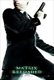 Matrix Reloaded - Poster / Capa / Cartaz - Oficial 8