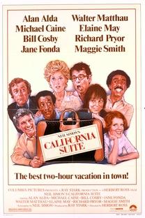 Califórnia Suite - Poster / Capa / Cartaz - Oficial 2