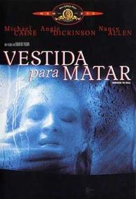 Vestida Para Matar - Poster / Capa / Cartaz - Oficial 3