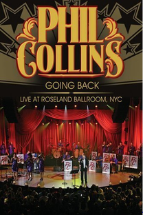 Phil Collins: Going Back  - Poster / Capa / Cartaz - Oficial 1