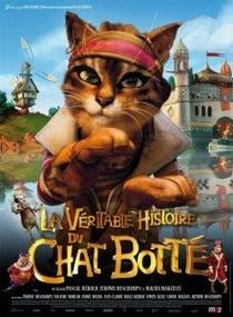 A Verdadeira História do Gato de Botas - Poster / Capa / Cartaz - Oficial 2