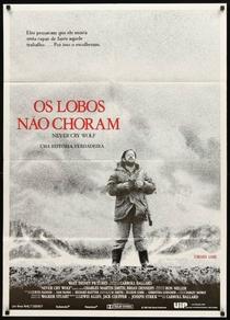 Os Lobos Nunca Choram - Poster / Capa / Cartaz - Oficial 5