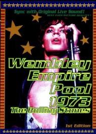 Rolling Stones - Wembley Empire Pool 1973 - Poster / Capa / Cartaz - Oficial 1