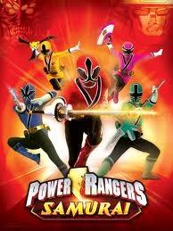 Power Rangers: Samurai - Poster / Capa / Cartaz - Oficial 1