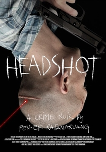 Headshot - Poster / Capa / Cartaz - Oficial 2