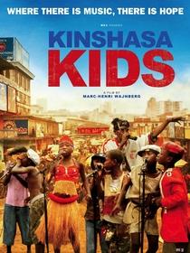 Os Meninos de Kinshasa - Poster / Capa / Cartaz - Oficial 1