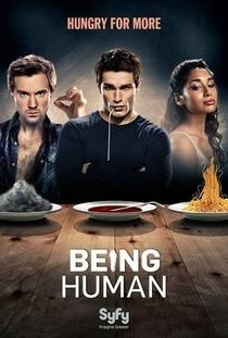 Being Human US (4ª Temporada) - Poster / Capa / Cartaz - Oficial 1