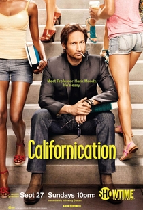Californication (3ª Temporada) - Poster / Capa / Cartaz - Oficial 1