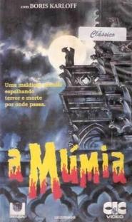 A Múmia - Poster / Capa / Cartaz - Oficial 10