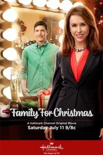 Uma Família Para O Natal - Poster / Capa / Cartaz - Oficial 1