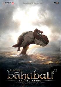 Bahubali: O Início - Poster / Capa / Cartaz - Oficial 4
