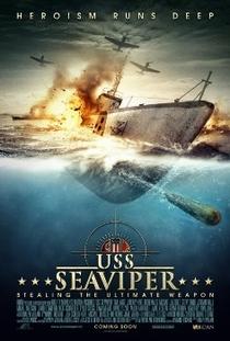 USS Seaviper - Poster / Capa / Cartaz - Oficial 1