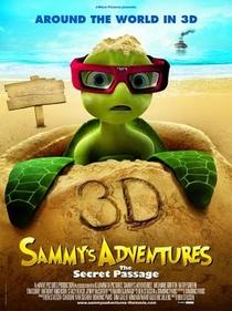 As Aventuras de Sammy - Poster / Capa / Cartaz - Oficial 4