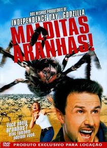 Malditas Aranhas! - Poster / Capa / Cartaz - Oficial 2