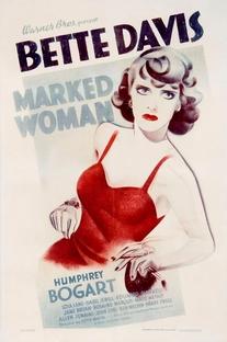 Mulher Marcada  - Poster / Capa / Cartaz - Oficial 2