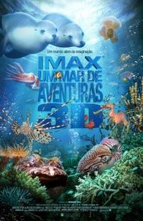 Um Mar de Aventuras 3D - Poster / Capa / Cartaz - Oficial 1