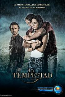 La Tempestad - Poster / Capa / Cartaz - Oficial 6