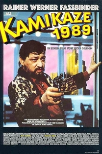 Kamikaze '89 - Poster / Capa / Cartaz - Oficial 3