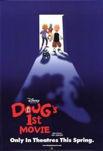 Doug - O Filme - Poster / Capa / Cartaz - Oficial 3