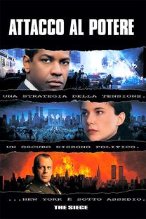Nova York Sitiada - Poster / Capa / Cartaz - Oficial 1