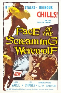 Face of the Screaming Werewolf  - Poster / Capa / Cartaz - Oficial 1