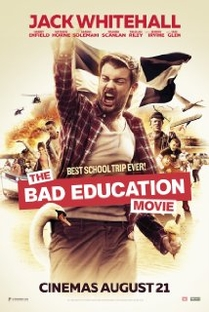 The Bad Education Movie - Poster / Capa / Cartaz - Oficial 1