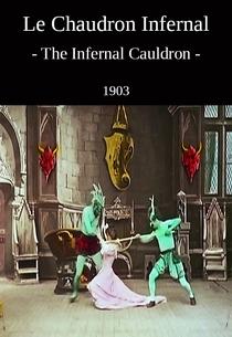 O Caldeirão Infernal - Poster / Capa / Cartaz - Oficial 2