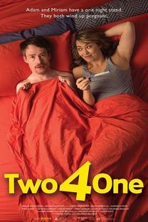 Dois por Um - Poster / Capa / Cartaz - Oficial 1