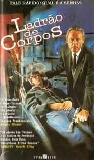 Ladrão de Corpos - Poster / Capa / Cartaz - Oficial 2