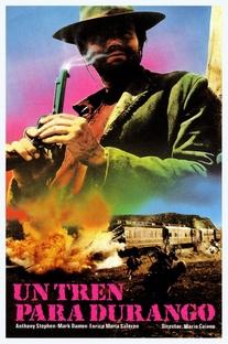 Um Trem para Durango - Poster / Capa / Cartaz - Oficial 3