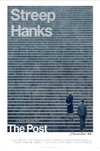 The Post: A Guerra Secreta - Poster / Capa / Cartaz - Oficial 5