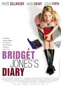 O Diário de Bridget Jones - Poster / Capa / Cartaz - Oficial 2