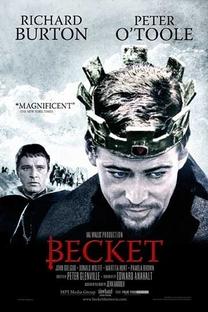 Becket, O Favorito do Rei - Poster / Capa / Cartaz - Oficial 1
